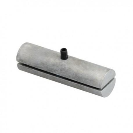 przedłużka do rury 25 mm dwuczęściowa