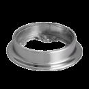 SHOP-LINE Końcówka mocująca rury 50 mm niska chromowana AC956-N-CHR