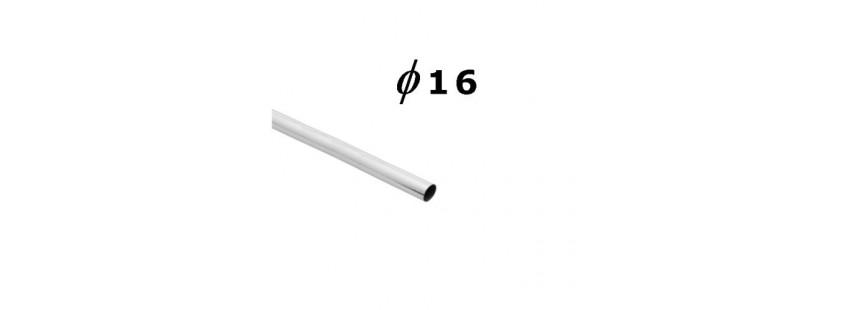Poprzeczki i akcesoria 16 mm
