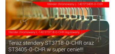 Teraz stendery ST3718-0-CHR oraz ST3405-0-CHR w super cenie!!!