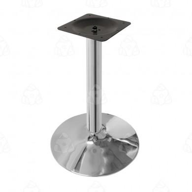 Podstawa stołu Q76 H - 730 chrom