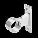 SHOP-LINE Uchwyt dystansowy rury 25 mm przelotowy chromowany dystans 30 mm AC996-0-CHR